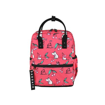 Moomin Viuhti Backpack Cherry