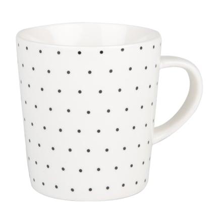 Koti Black Dots Mug