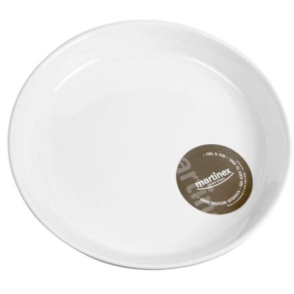 Koti Pie Dish White