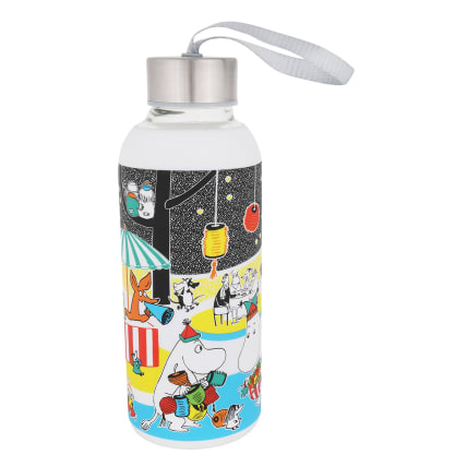 Moomin Harvest Fest Glas Water Bottle