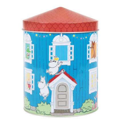 Moomin Moominhouse Tin Box