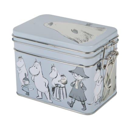 Moomin Moominvalley Sketch Tea Tin
