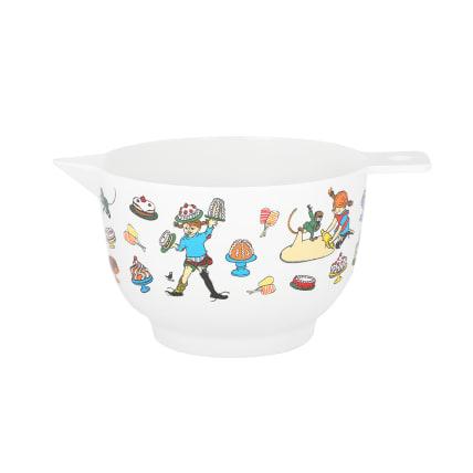 Pippi Longstocking Pippi Bakes Baking Bowl L