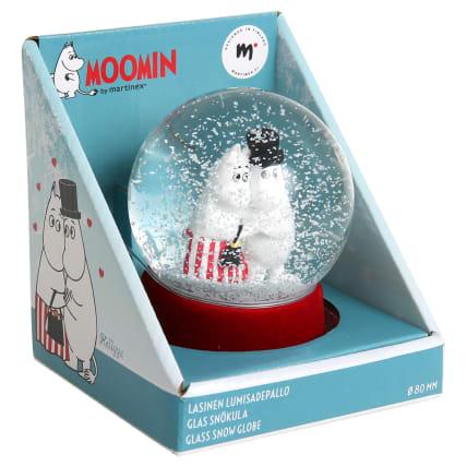 Moomin Love Snow Globe