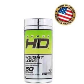 Super Hd Cellucor - 60 Cápsulas (Versão Americana)