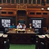 Behind the lines 2015 launch panelists