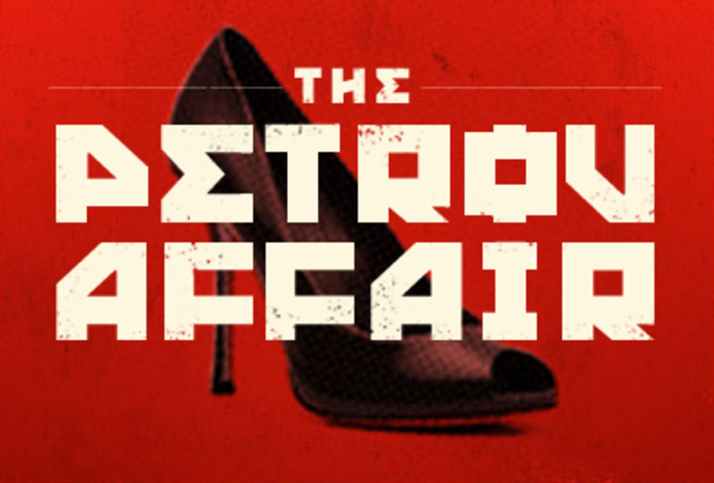 petrov affair This is the talk page for discussing improvements to the petrov affair article this is not a forum for general discussion of the article's subject: put new text under old text.