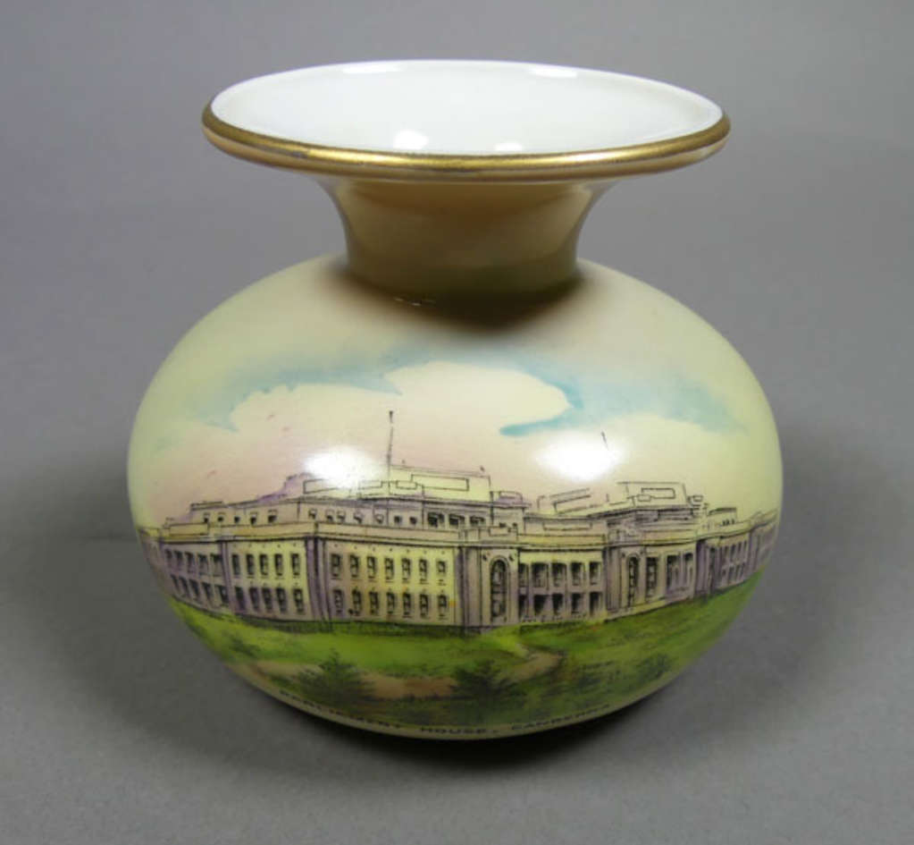 Shelley Vase From The Kay Patterson Collection