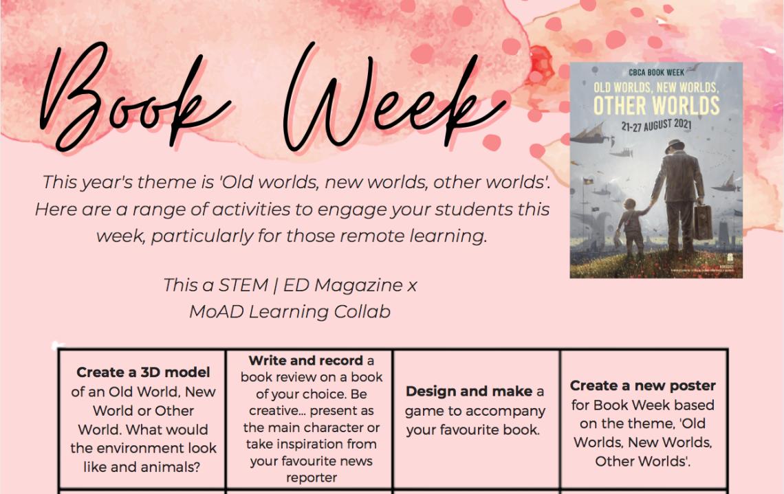 Book week image