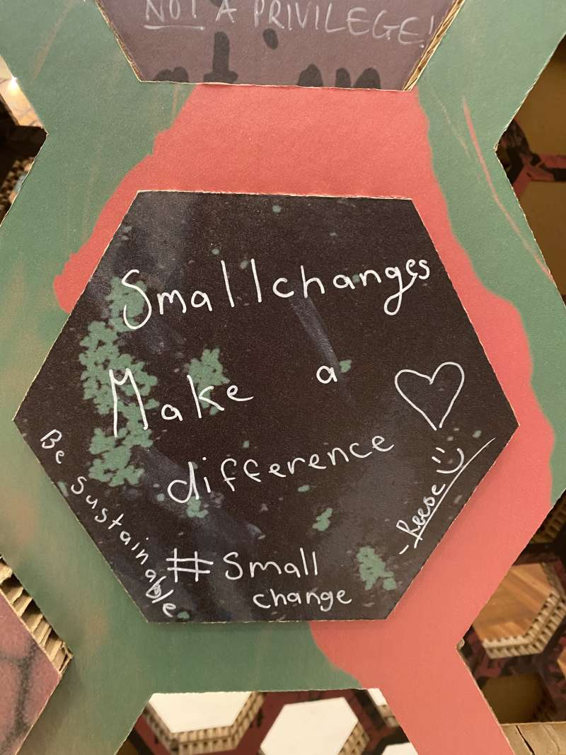 sustainable change makers image