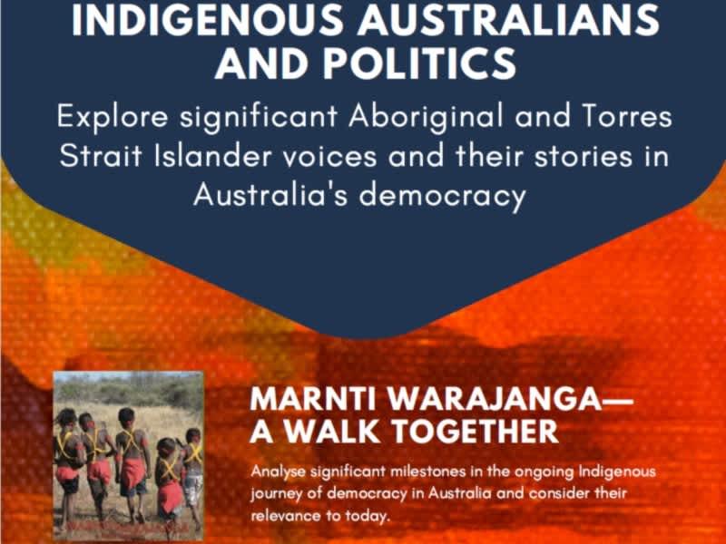 Indigenous Australians and Politics - resources