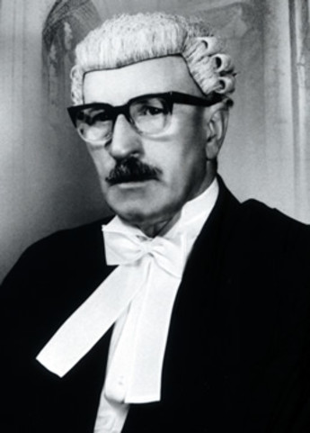 Rupert Loof, Clerk of the Senate, 1955-65.