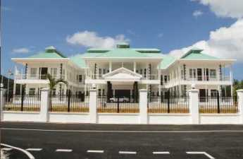 The Seychelles National Assembly