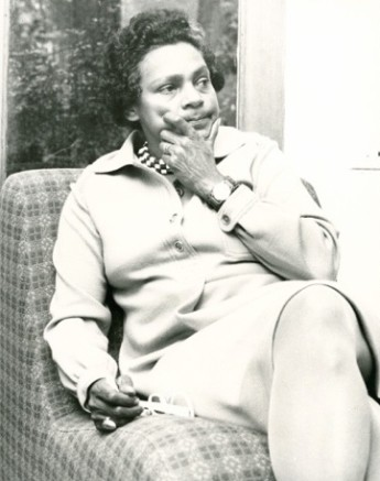 Faith Bandler c. 1975. National Library of Australia.