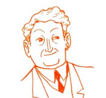 A portrait of Joe Lyons