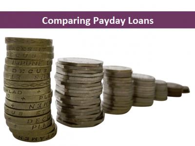 Comparing short term loan alternatives