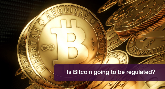 Is Bitcoin going to be regulated?