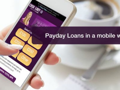 Mobile Payday Loans in a Mobile World