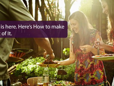 Summer is Here. Here's How to Make the Most of It.