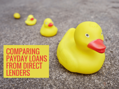 Compare Payday Loans from Direct Lenders