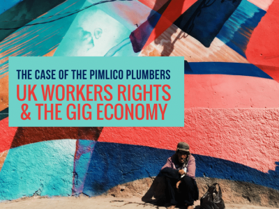 UK Workers' Rights and the Gig Economy