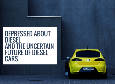 Depressed about Diesel and the uncertain future of diesel cars