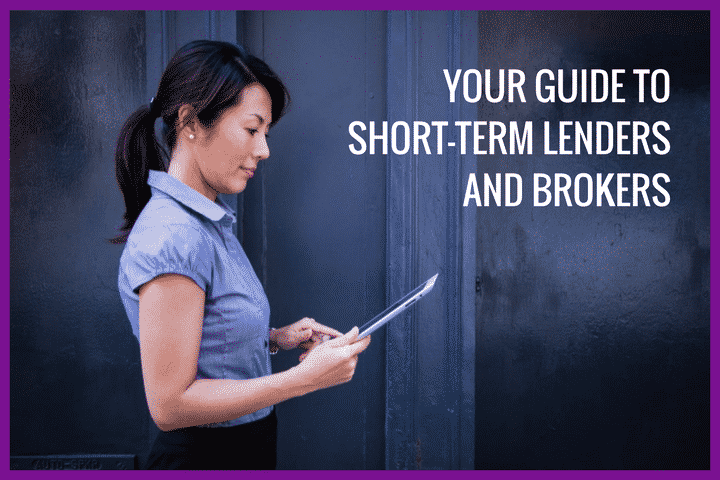 Cash Lady guide to short term lenders and brokers