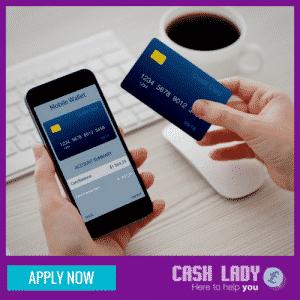 CashLady - Apply Now