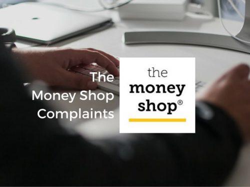 the money shop complaints