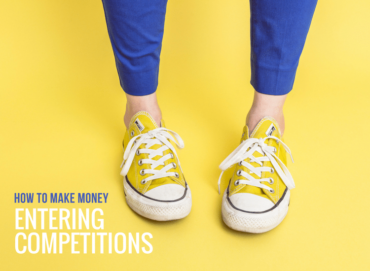 How to make money when you enter competitions