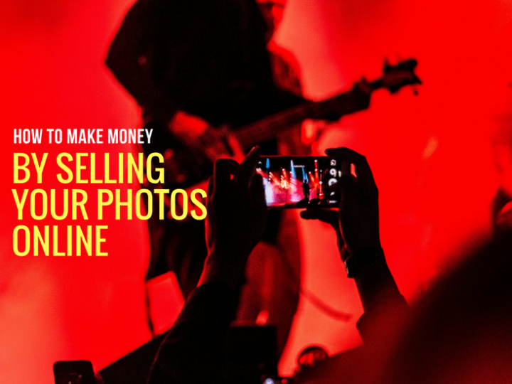 How to make money by selling your photos online