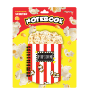 Picture of Popcorn Scented Notebook