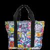 Picture of Emoji Graffiti Tote Bag