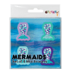 Picture of Mermaid Mini Eraser Set