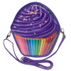 Picture of Rainbow Cupcake Purse