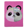 Picture of Panda Reversible Sequin Journal