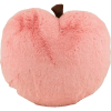Picture of Peach Scented Furry Pillow