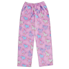 Picture of Unicorns and Stars Plush Pants