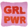 Picture of GRL Power Furry PIllow
