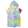 Picture of Pastel Tie Dye Plush Romper