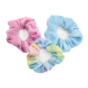Picture of Pastel Tie Dye Scrunchie Set