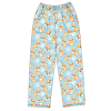Picture of Corgis and Daisies Plush Pants