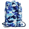 Picture of Sharks Towel with Drawstring Bag