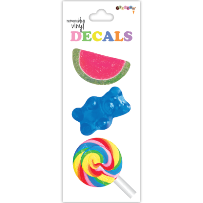 Picture of Candy Decals Small