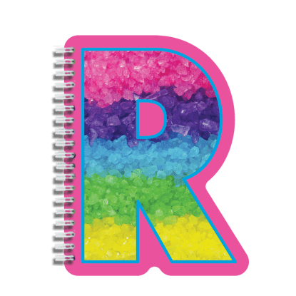 Picture of R Initial Notebook