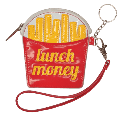 Picture of Lunch Money Purse Key Chain