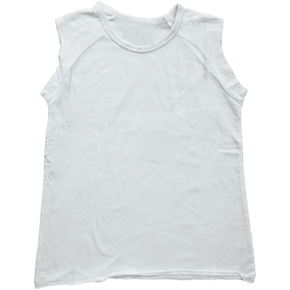 Picture of White Muscle Tank
