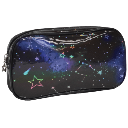 Picture of Constellation Holographic Small Cosmetic Bag