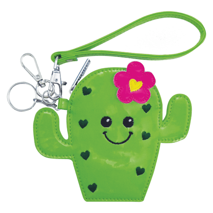 Picture of Cactus Cutie Purse Key Chain