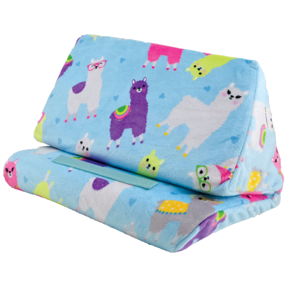 Picture of Llamas Tablet Pillow
